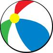muilti color ball