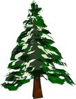 green fin tree