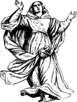 blessing angel clipart
