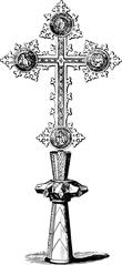designer holy corss