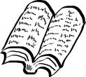 ancient scripture book
