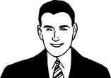 presidential candidate clipart
