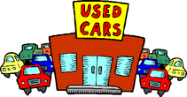 Used car banner