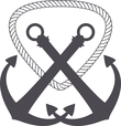 double anchor design