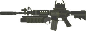 Snipper gun