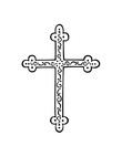 holy cross symbol