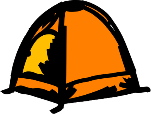back pack camping tent