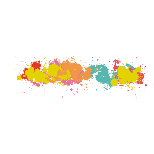 Splah color